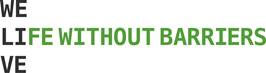 Live Without Barriers logo